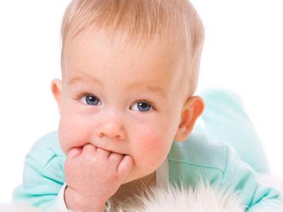 ژل دندان نوزاد