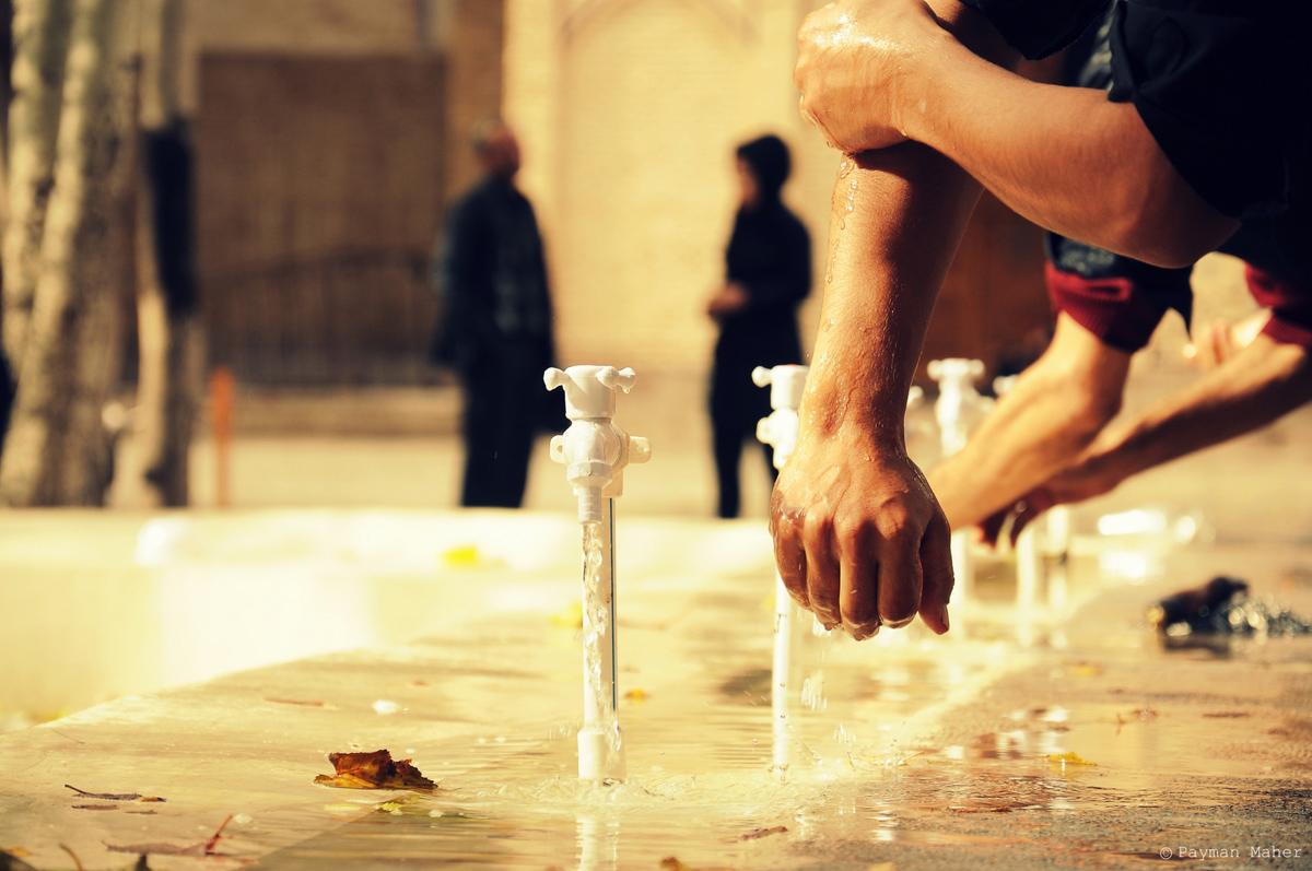 کلیپ تصویری آموزش وضو برای افراد نماز خوان