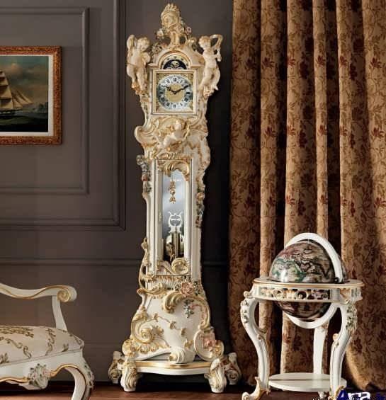 مدل های ساعت سلطنتی ایستاده منازل لوکس
