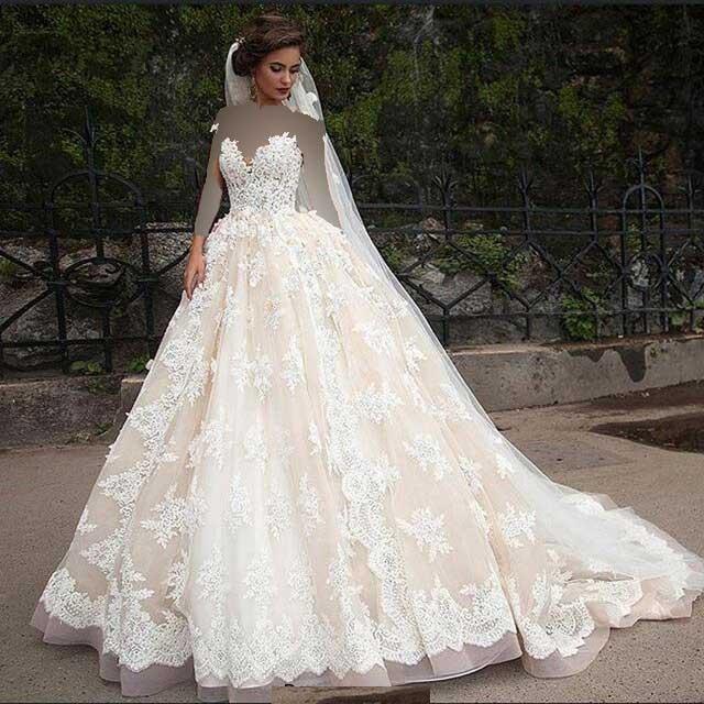 Aroos 13 مدل لباس عروس 2018؛ شیک ترین مدل لباس نامزدی مجلسی 97 مدل لباس