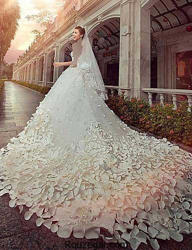 مدل لباس عروس 2018؛ شیک ترین مدل لباس نامزدی مجلسی 97