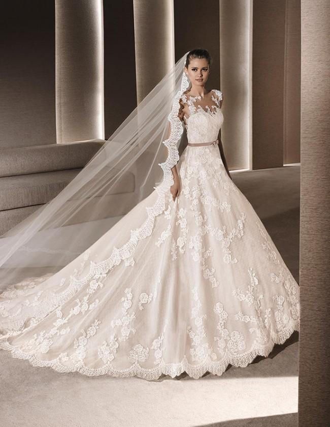Aroos 5 مدل لباس عروس 2018؛ شیک ترین مدل لباس نامزدی مجلسی 97 مدل لباس