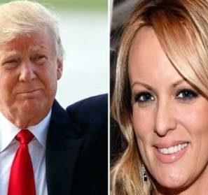 بازیگر فیلم پورن که با رئیس جمهور آمریکا رابطه داشت، تهدید به قتل شد! +عکس