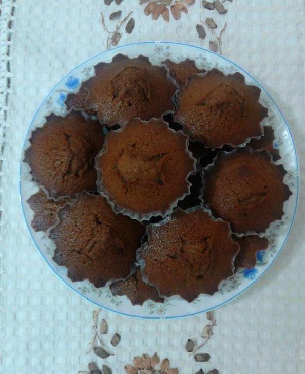 طرز تهیه کیک یزدی کاکائویی