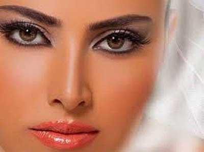 آموزش آرایش صورت های گرد و تو پر