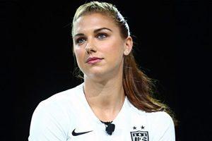 عکس های زیباترین فوتبالیست زن دنیا و بیوگرافی این دختر خوشگل