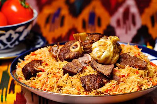 غذای قزاقستان