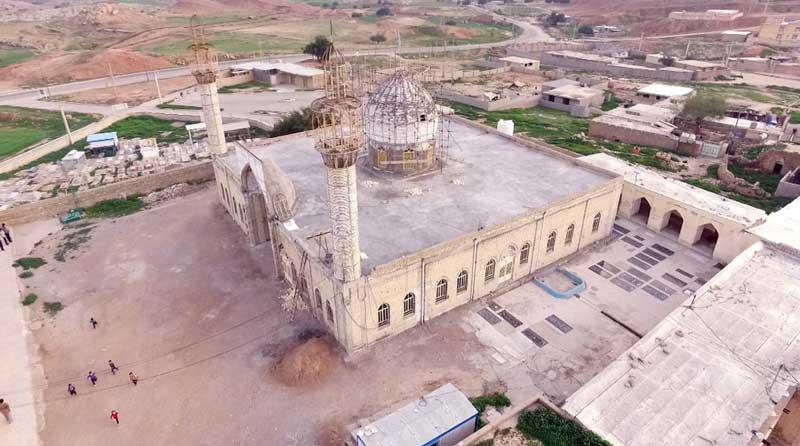 مسجد سلیمان؛ دیدنی های زیبای شهر مسجد سلیمان MIS