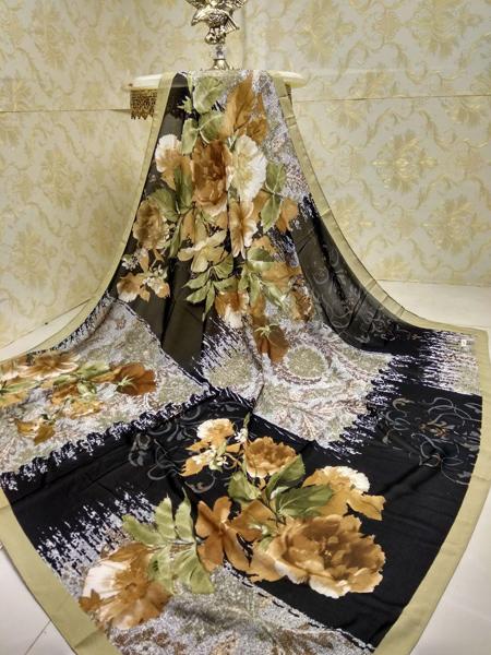 نمونه های جدید شال و روسری شیک