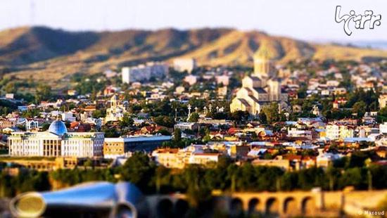 نگاهی به دیدنی های تفلیس پایتخت گرجستان
