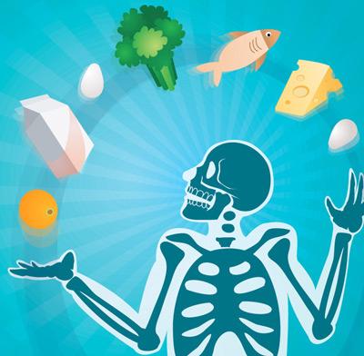 برای سالم بودن استخوان هایتان این مواد غذایی را مصرف نکنید