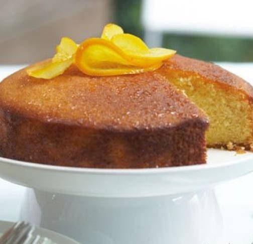 طرز تهیه کیک هل و پرتقال