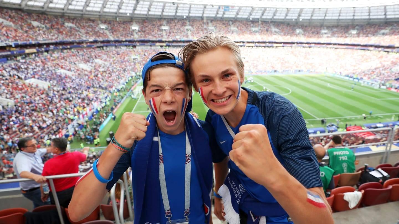 مراسم اختتامیه جام جهانی 2018