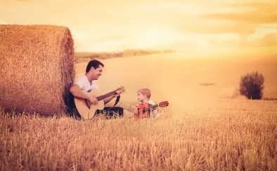 متن زیبا و جملات زیبا در وصف پدر | متن های عاشقانه پدر عزیز