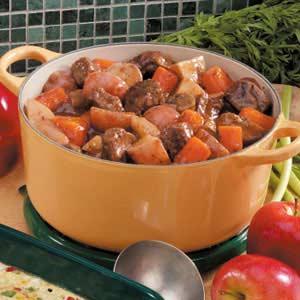 طرز تهیه خوراک گوشت زمستانی