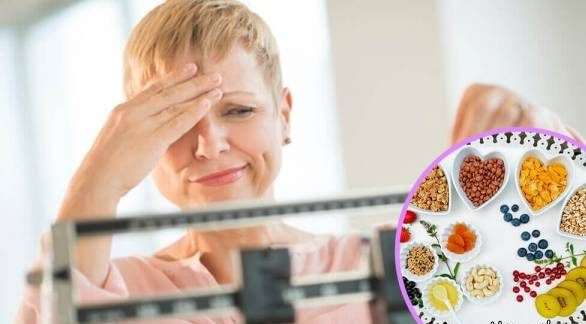 رژیم غذایی برای لاغری و کاهش وزن در یائسگی