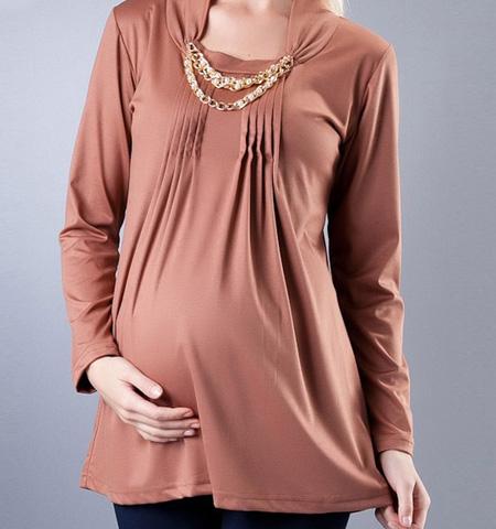 عکس های جدیدترین انواع مدل لباس حاملگی