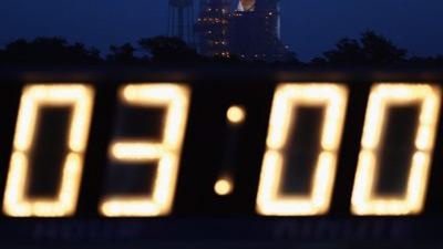 معمای جالب ساعت دیجیتال