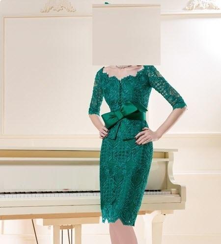 مدل های لباس مجلسی کوتاه دخترانه و زنانه