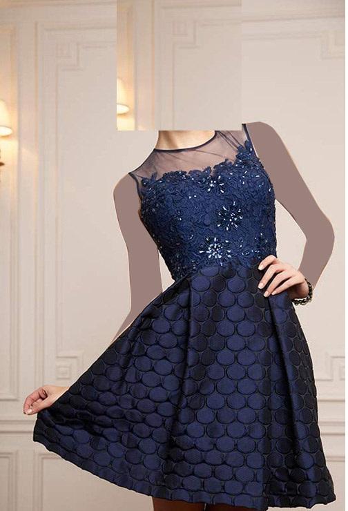 short dress 9 1 مدل های لباس مجلسی کوتاه دخترانه و زنانه ۹۷ مدل لباس