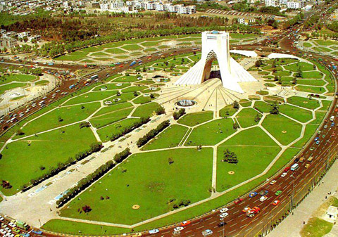 معرفی بهترین مکان های دیدنی تهران