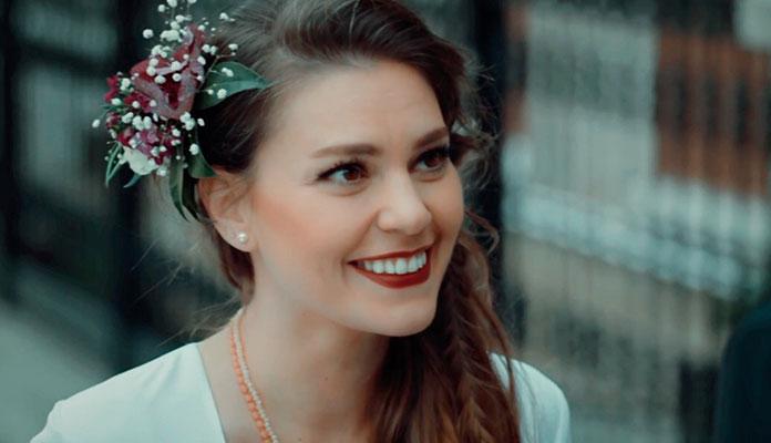 اصلی انور و ازجان دنیز ستارگان سریال عروس استانبول