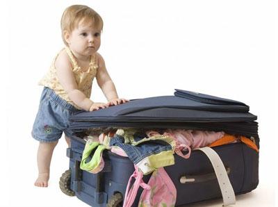 در مسافرت با کودک 2 ساله این وسایل را لازم دارید