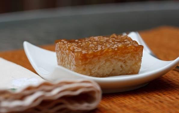 طرز تهیه کیک برنج نارگیلی