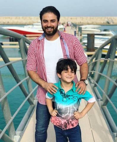 Farzand 3 e1525001091725 عکس بازیگران و فرزندانشان از دختر یکتا ناصر تا فرزند مهناز افشار عکس