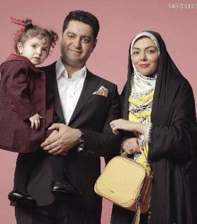Farzand 7 e1525001344901 عکس بازیگران و فرزندانشان از دختر یکتا ناصر تا فرزند مهناز افشار عکس