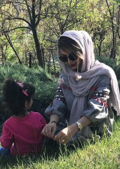 Farzand 8 e1525001371456 عکس بازیگران و فرزندانشان از دختر یکتا ناصر تا فرزند مهناز افشار عکس