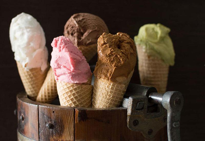 10 بستنی فروشی معروف خوشمزه دنیا از دید نشنال جئوگرافی