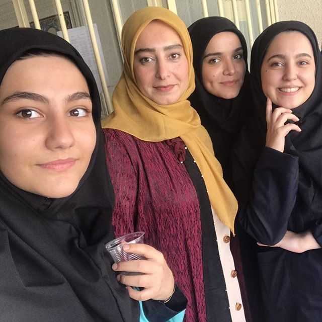 Photo of مهرانه به نهاد، بیوگرافی و عکس های مهرانه به نهاد بازیگر سریال کوبار