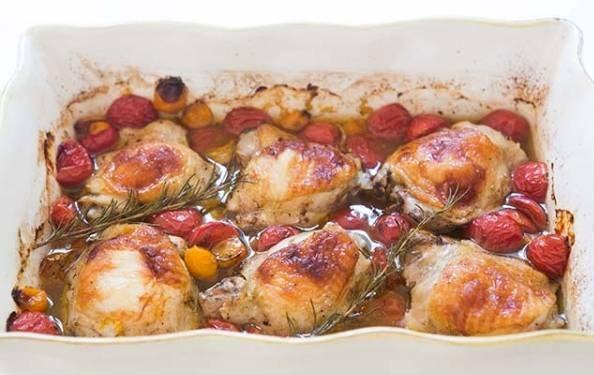 Photo of طرز تهیه ران کبابی با گوجه گیلاسی