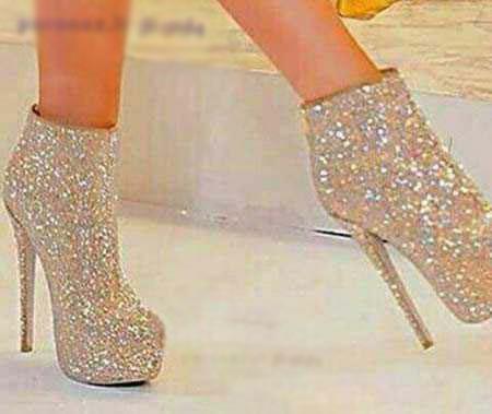 مدل کفش عروس 2018 و مدل کفش مجلسی زنانه تابستان ۹۷