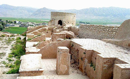 نگاهی به مکان های دیدنی باغملک در خوزستان