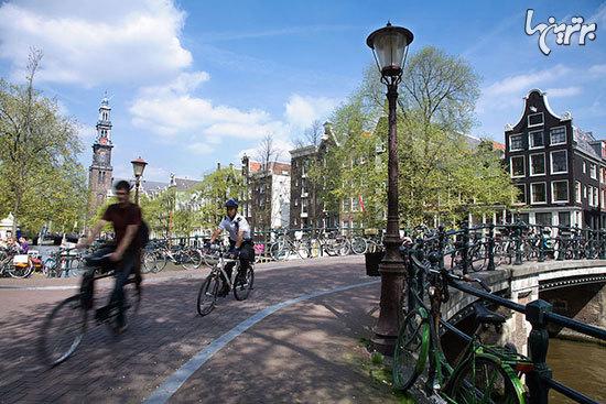 اگر دوچرخه سوار هستید به این شهرها سفر کنید