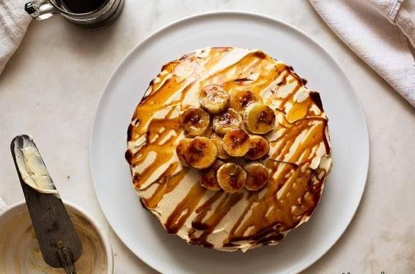 طرز تهیه کیک موز با دو دستور خانگ بسیار خوشمزه