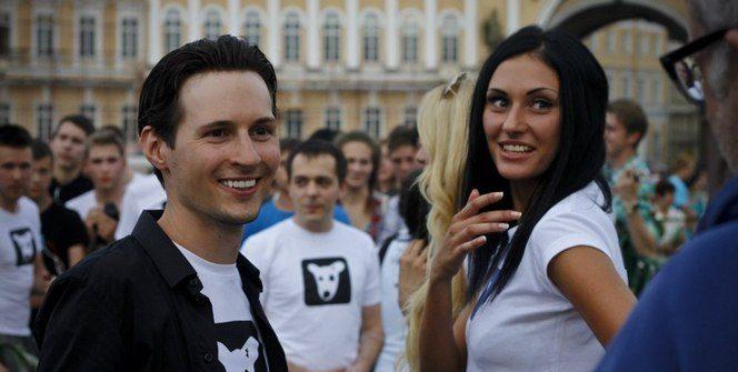 عکس های هلگا نامزد پاول دورف مدیر تلگرام؛ آیا مدیر تلگرام ازدواج کرده؟