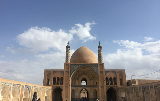 Photo of سفری یک روزه به کاشان (مکان های دیدنی شهر کاشان)