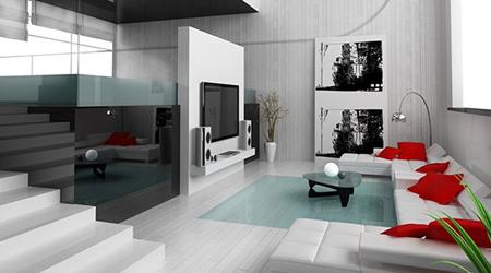 نحوه طراحی اتاق نشیمن
