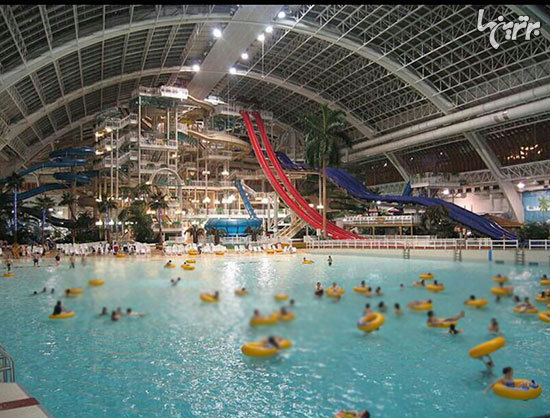 Photo of معرفی بزرگترین پارک های آبی سرپوشیده دنیا