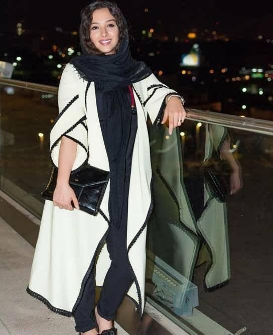مدل مانتوهای آناهیتا درگاهی همسر اشکان خطیبی