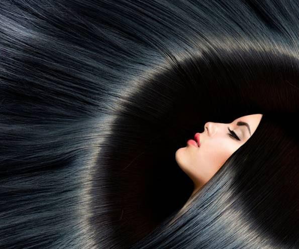روش مشکی کردن موها با مواد طبیعی و گیاهی
