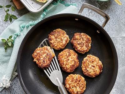 طرز تهیه کوفته مرغ با کدو سبز غذایی ساده و خوشمزه