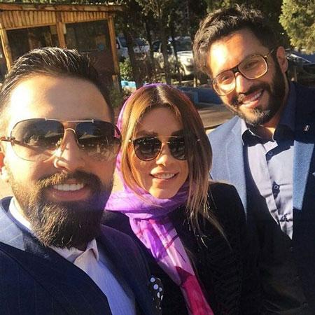 سویل تیانی خیابانی همسر محسن افشانی