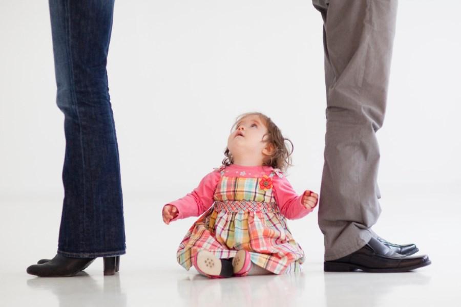 با همسر سابق به خاطر فرزندان ارتباط داشته باشید