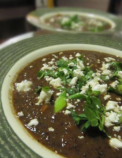 طرز تهیه سوپ لوبیا با زیره ویژه پیش غذا
