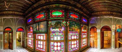 خانه فروغ الملک شیراز