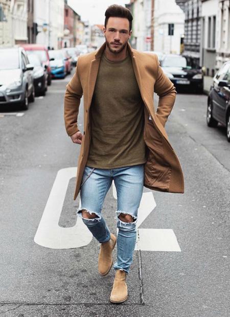 چه مدل کفشی برای شلوار جین مناسب است؟